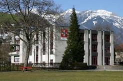 Swiss Rowing base in Sarnen
