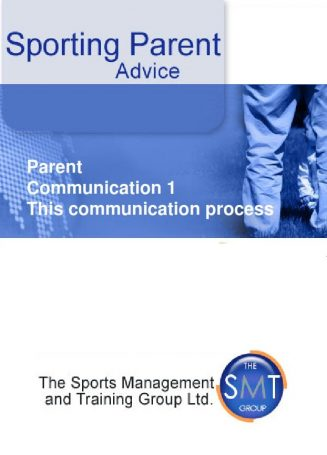 sporting parent, help child in sport