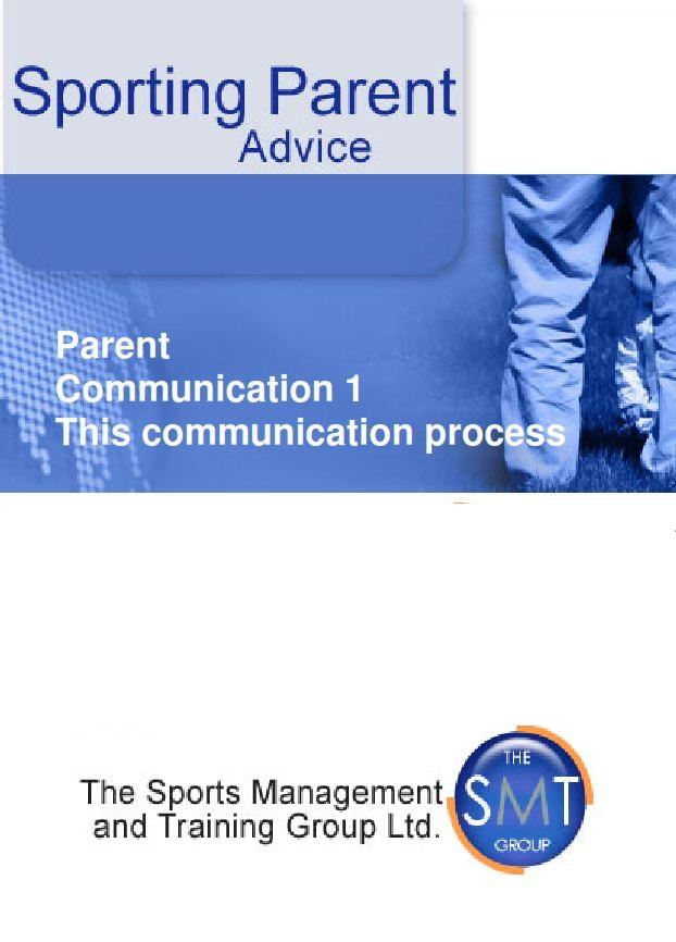 sporting parent, help child in sport
