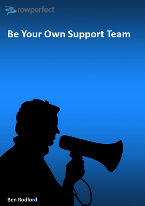 Ben Rodford book how to support athlete