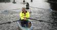 beginner rowing