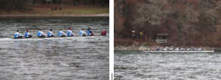 Belvoir Freshmen Racing rowing