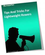 tips and tricks for lightweight rowers
