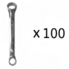 100 rowing boat spanners 10mm and 13 mm