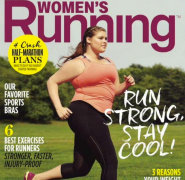 fat woman run