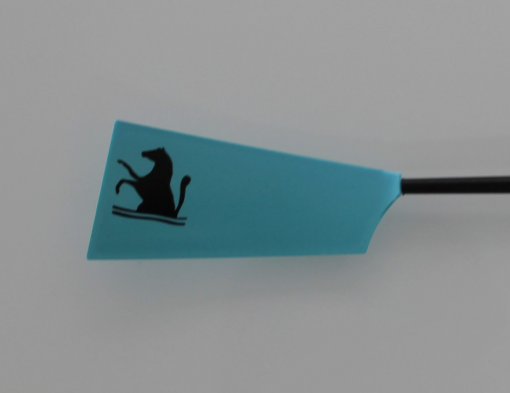 miniature oar designs hand painted