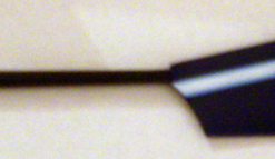 Mini oar with short shaft