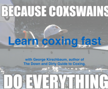 Coxswains do everything book bundle