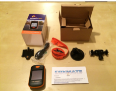 Coxmate GPS what's in the box