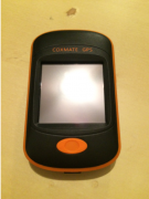GPS Coxmate screen off