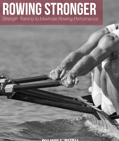 Rowing Stronger COVER