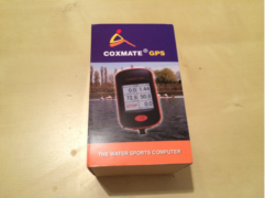 Coxmate GPS boxed