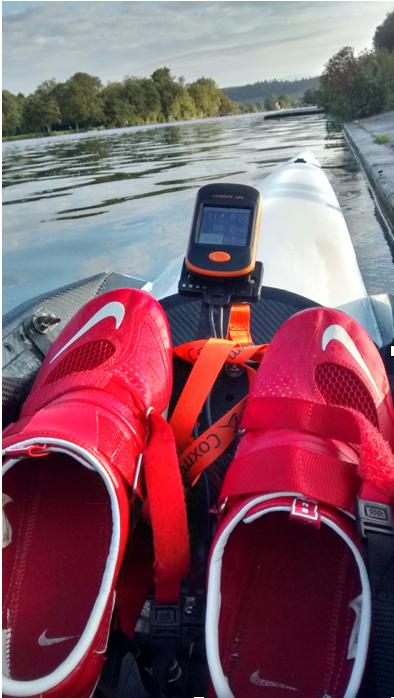 GPS in the Boat