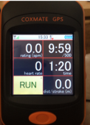 Coxmate GPS display 5 units