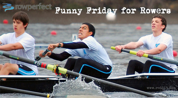 Funny Friday for Rowers Rowperfect