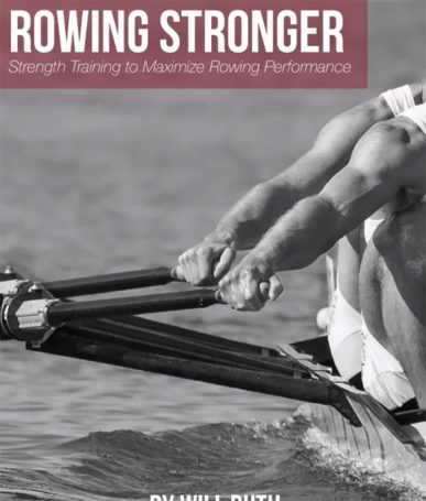 Rowing Stronger strength training for rowing