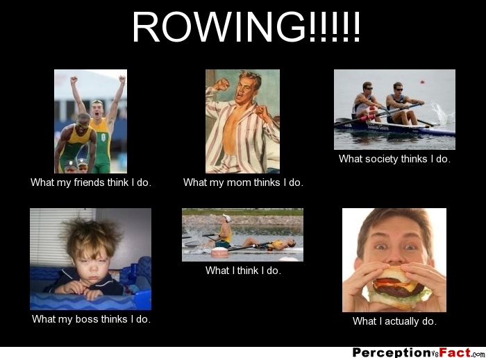rowing and what i really do rowperfect