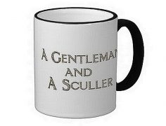 Rowperfect a Gentleman and a Sculler Mug Gift Guide