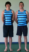 Young rowers