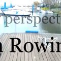 Drones for rowing coaching insight