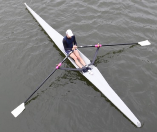 Glide One – the birth of a great value, durable single scull