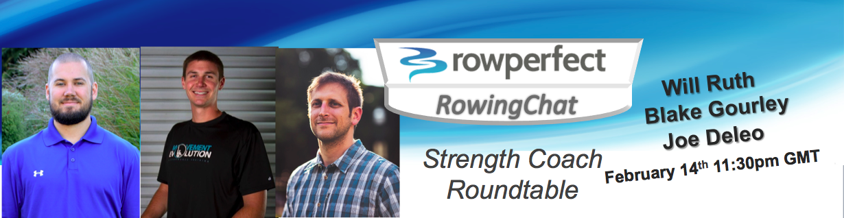 rowperfect's rowingchat strength coach round table