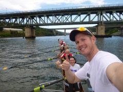 Rowing Travel as Club Development