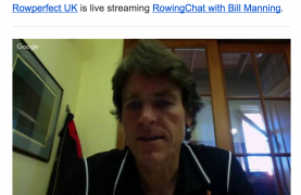 Rowingchat, Bill Manning Lightweight rowing coach