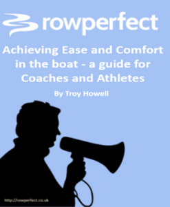 Achieving Ease and Comfort in the Boat by Troy Howell