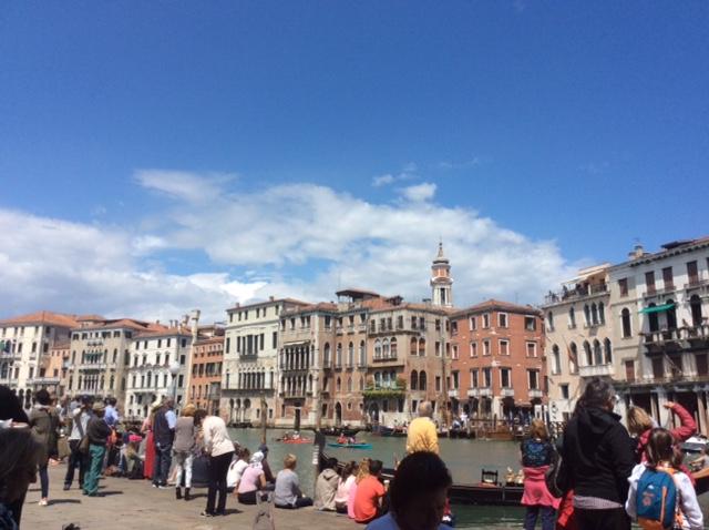 Venice vogalonga