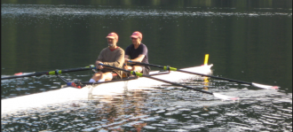 Rowing when over 50
