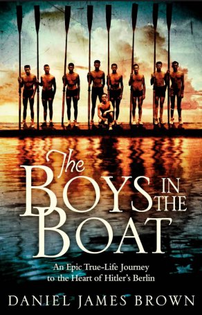 Boys in the Boat book