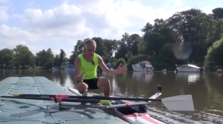 Sculling Academy tutorial