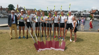 nereus, dutch rowing, henley royal regatta