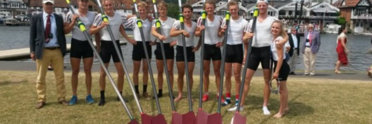nereus, dutch rowing, henley royal regatta