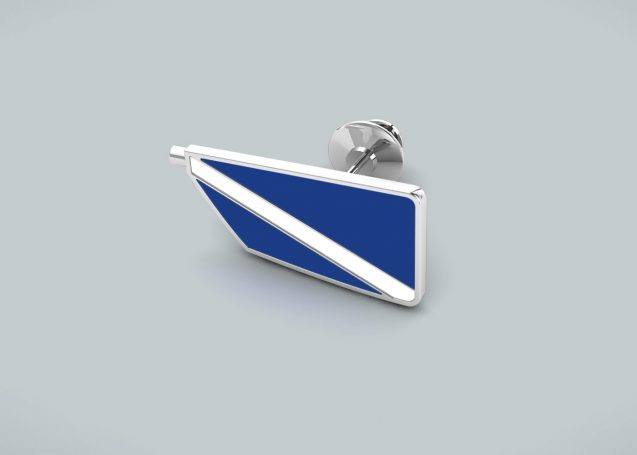 Custom Rowing Pin