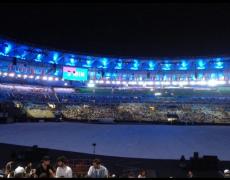 karon in stadium