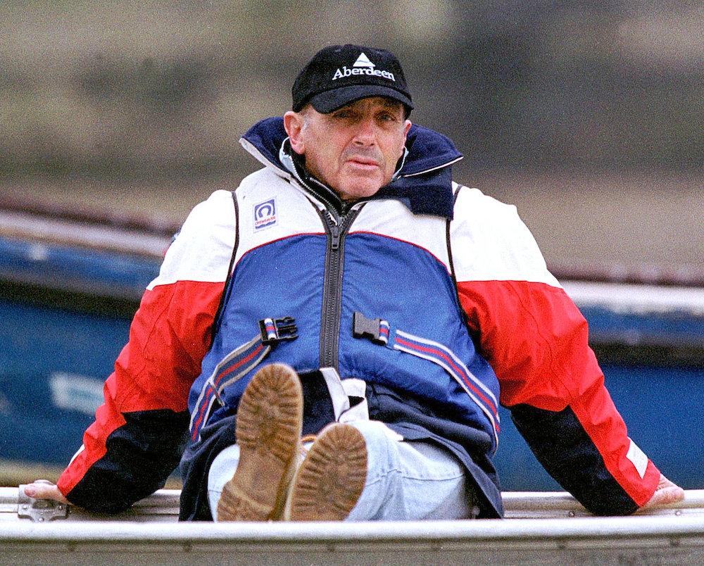 Harry Mahon Rowing Coach New Zealand