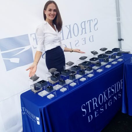 strokeside designs stand at HOCR