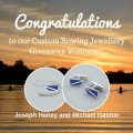 congratulations to the Rowperfect custom jewellery giveaway winners!