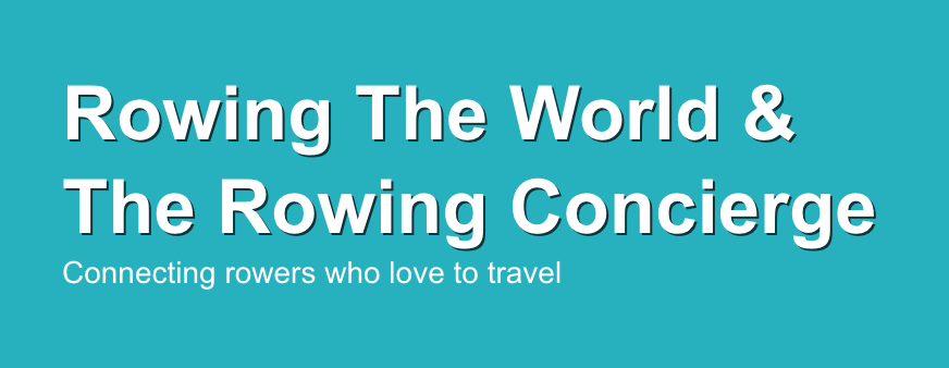 Rowing the World Logo