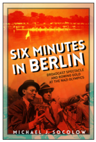 6 minutes in berlin rowing book