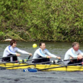 Berwick Amateur Rowing Club mixed quad