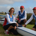 rowing club athlete and captain