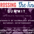 Crossing the Line Sport Summit 2017