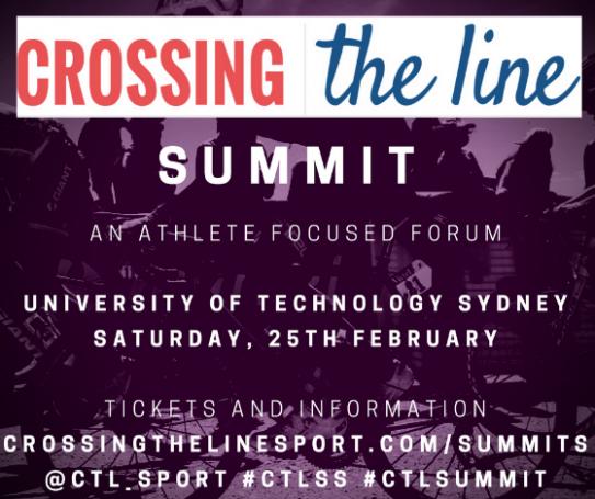 Crossing the Line Sport Summit 2017