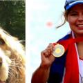 Helene Dyson paralympian rower