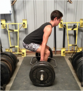 RowingStrength Trap Bar