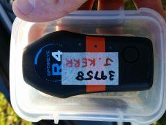 Minimax Rowing GPS