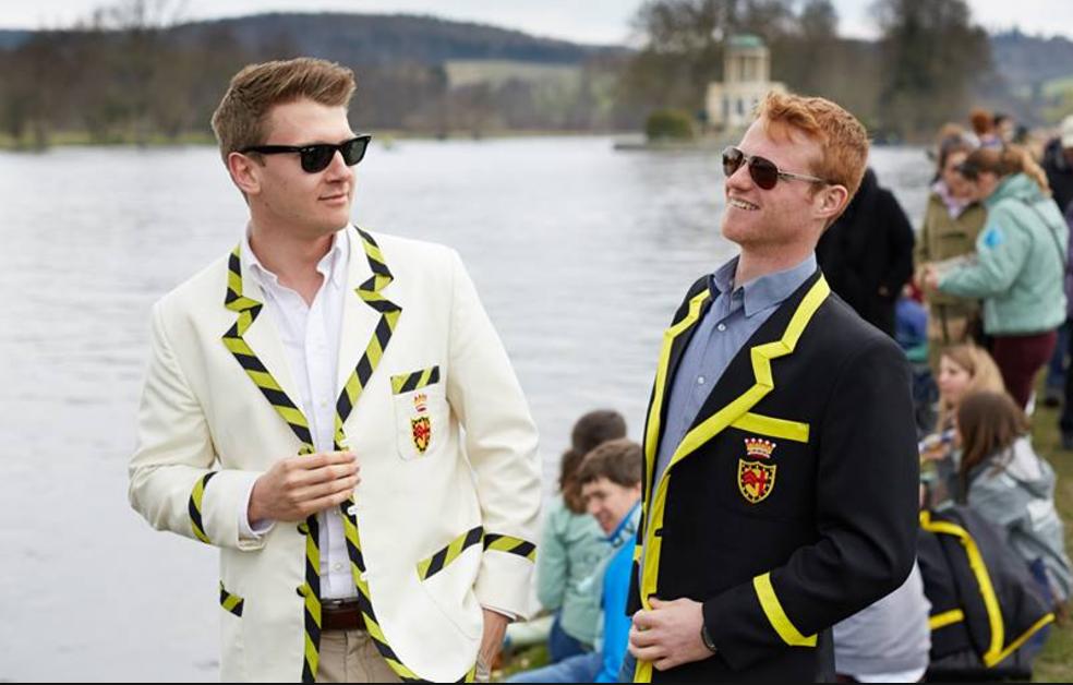 Clare Boat Club Blazers